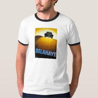 Delahaye Vintage Advertisement T-Shirt