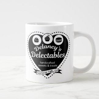 Delaney's Delectables Jumbo Mug