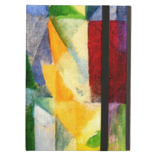 Delaunay: Window Cover For iPad Air
