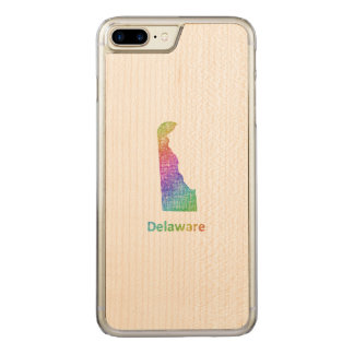 Delaware Carved iPhone 7 Plus Case