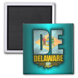 Delaware (DE) Square Magnet