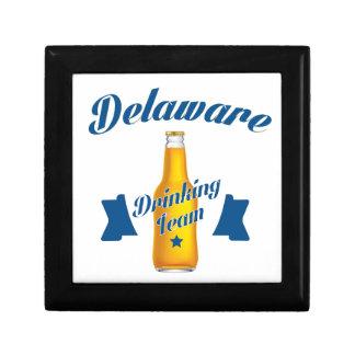 Delaware Drinking team Gift Box
