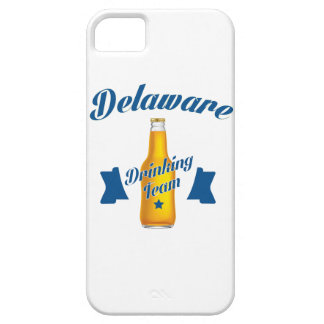 Delaware Drinking team iPhone 5 Case