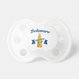 Delaware Drinking team Pacifier