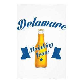 Delaware Drinking team Stationery