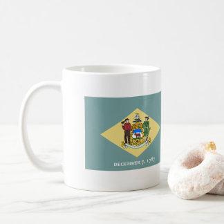 Delaware Flag Coffee Mug