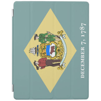 Delaware Flag iPad Cover
