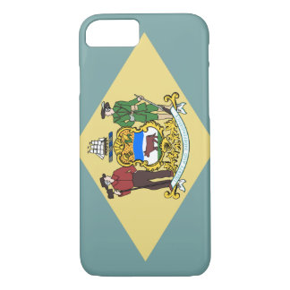 Delaware Flag iPhone 8/7 Case