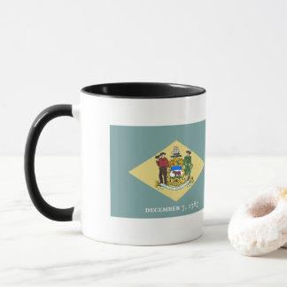 Delaware Flag Mug