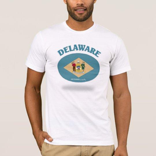Delaware Flag T-Shirt