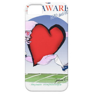 delaware head heart, tony fernandes iPhone 5 cover