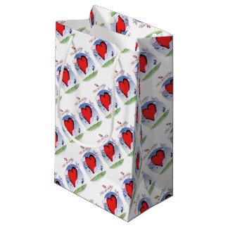 delaware head heart, tony fernandes small gift bag