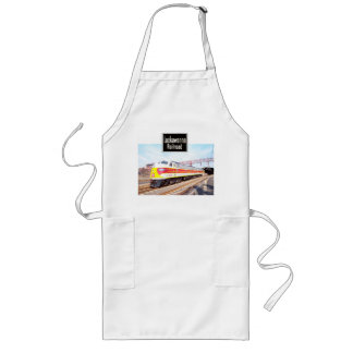 Delaware Lackawanna and Western Locomotive 808 Long Apron