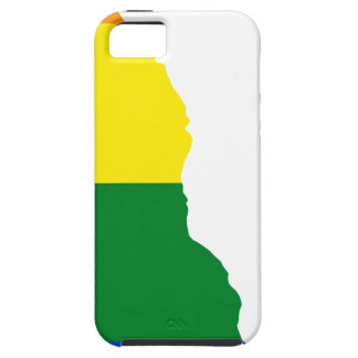Delaware LGBT Flag Map Case For The iPhone 5