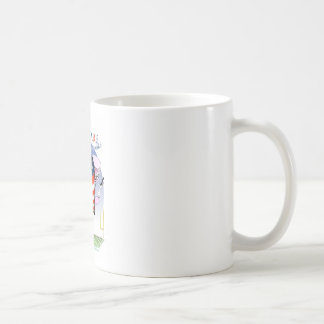 delaware loud and proud, tony fernandes coffee mug