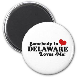 Delaware Magnet