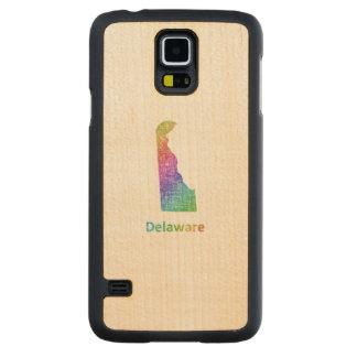Delaware Maple Galaxy S5 Slim Case