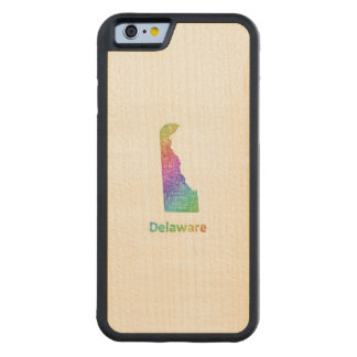 Delaware Maple iPhone 6 Bumper