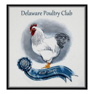 Delaware Poultry Club Poster