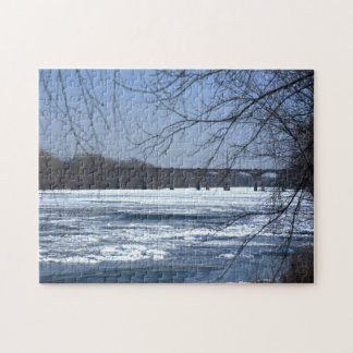 Delaware River. Jigsaw Puzzle