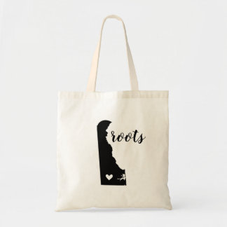 Delaware Roots State Tote Bag