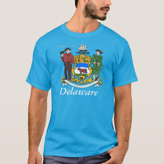DELAWARE T-shirt from the J.X.G U.S.A.collection