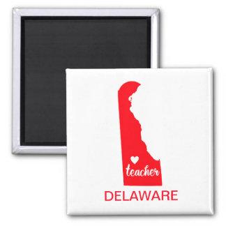 Delaware Teacher Magnet