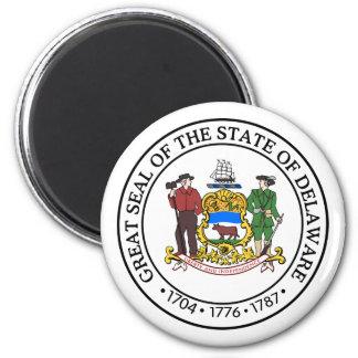 Delaware, USA Magnet