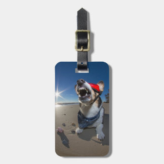 Delayed Time Traveler Luggage Tag
