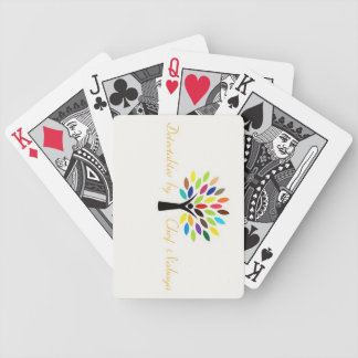 Delectables by Chef Nakaya Bicycle Playing Cards