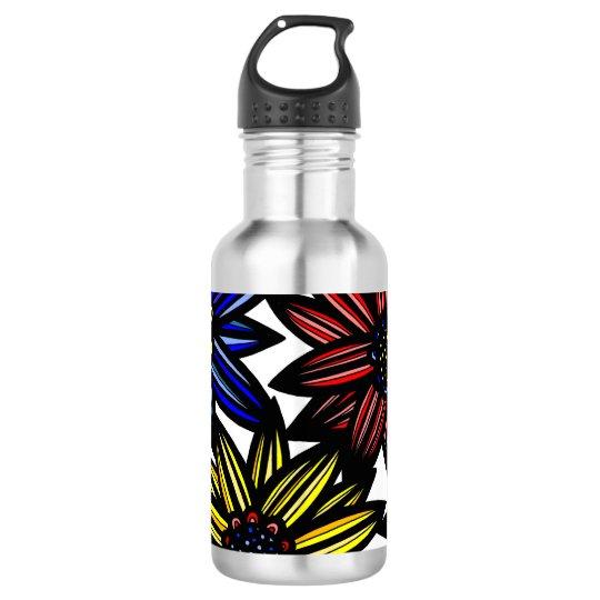 """""""Delettre"""" Stainless Steel Water Bottle"""
