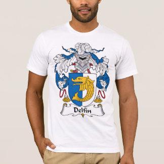 Delfin Family Crest T-Shirt