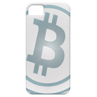 Delft blue tile effect (not real) bitcoin iPhone 5 case