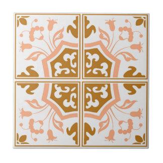 Delft brown decorative Ceramic Tile