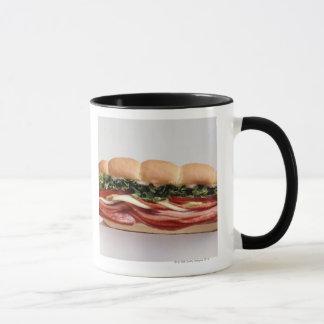 Deli sandwich mug