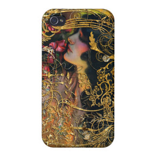 Delia iPhone 4 Glossy Finish Case iPhone 4/4S Case