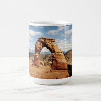 Delicate Arch, Arches National Park, Utah Coffee Mug