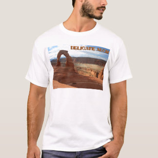 Delicate Arch, horizontal view T-Shirt