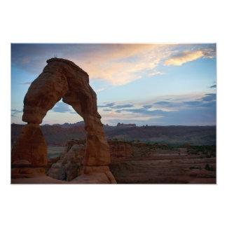Delicate Arch Photo Print