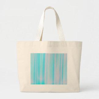 Delicate Blue Striped Large Tote Bag
