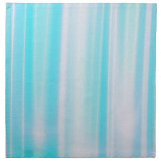 Delicate Blue Striped Napkin