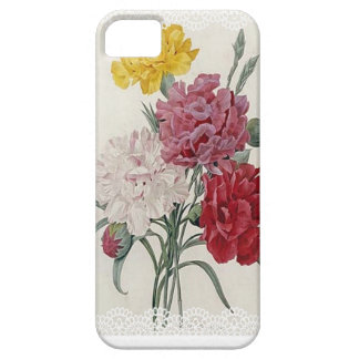 Delicate Dianthus Case For The iPhone 5
