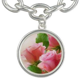 Delicate Flowers Bracelet