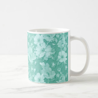 Delicate Flowers Coffee Mug