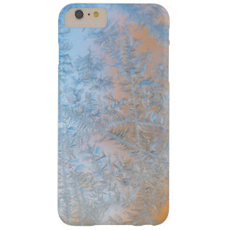 Delicate frost pattern, Wisconsin Barely There iPhone 6 Plus Case