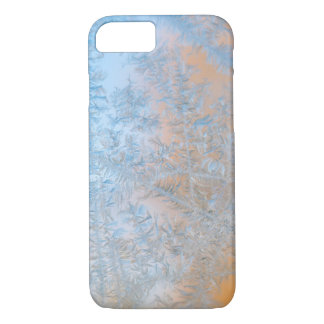 Delicate frost pattern, Wisconsin iPhone 8/7 Case