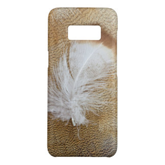 Delicate Goose Feathers Case-Mate Samsung Galaxy S8 Case