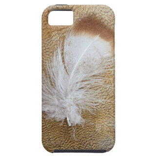 Delicate Goose Feathers iPhone 5 Case