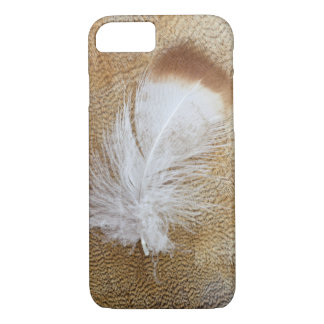 Delicate Goose Feathers iPhone 8/7 Case