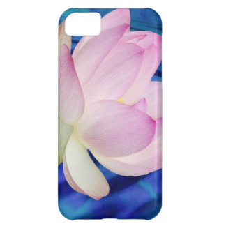 Delicate Lotus flower and meaning Cover For iPhone 5C